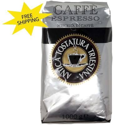 Espresso - Antica Tostatura Triestina - Nessun Dorma 6 - 1 Kilo Bags